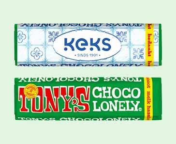 Tony's Chocolonely reep