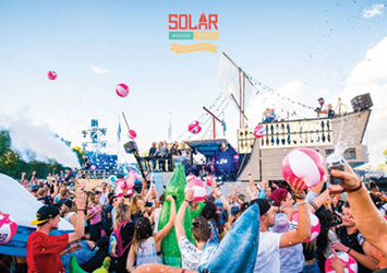 Strandbalen Solar Weekend
